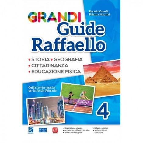 Grandi Guide Raffaello - Antropologica - Classe 4°