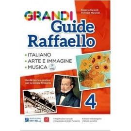 Grandi Guide Raffaello - Linguistica - Classe 4°