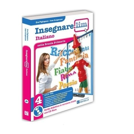 Insegnare Lim Italiano. Classe 4°. Guida didattica