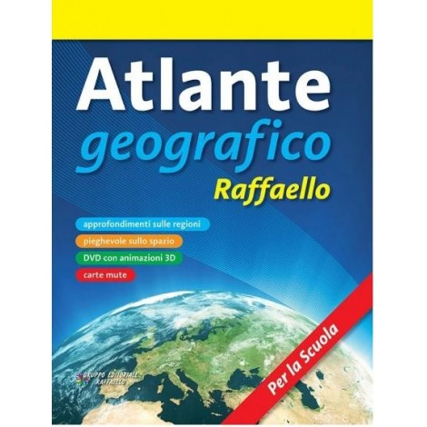 Atlante geografico Raffaello