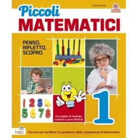 Piccoli matematici cl.1