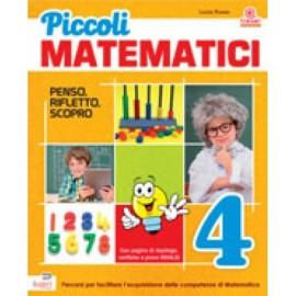 Piccoli matematici cl.4