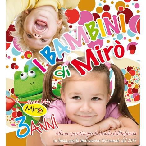 I bambini di Mirò - 3 anni