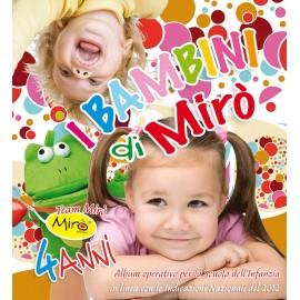 I bambini di Mirò - 4 anni