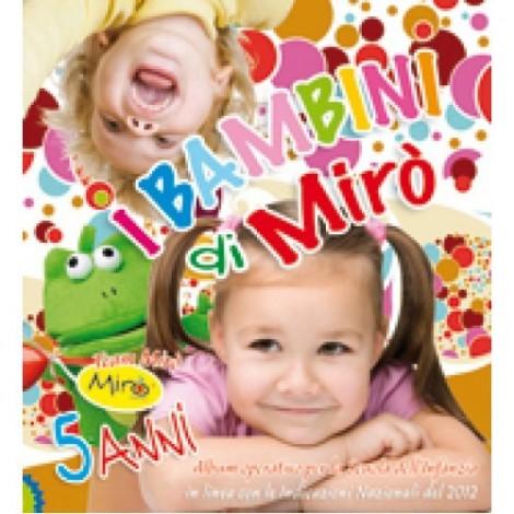 I bambini di Mirò - 5 anni