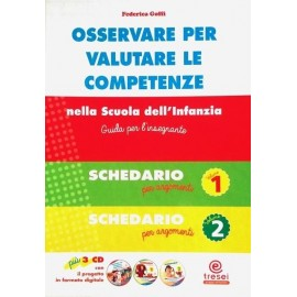 Osservare e valutare le competenze nella scuola dell'infanzia