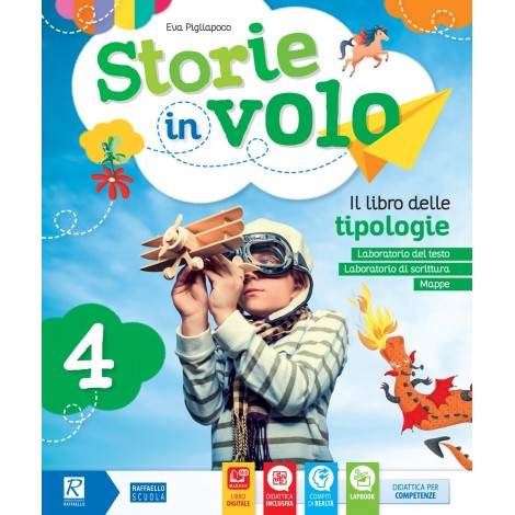 Storie in volo cl.4